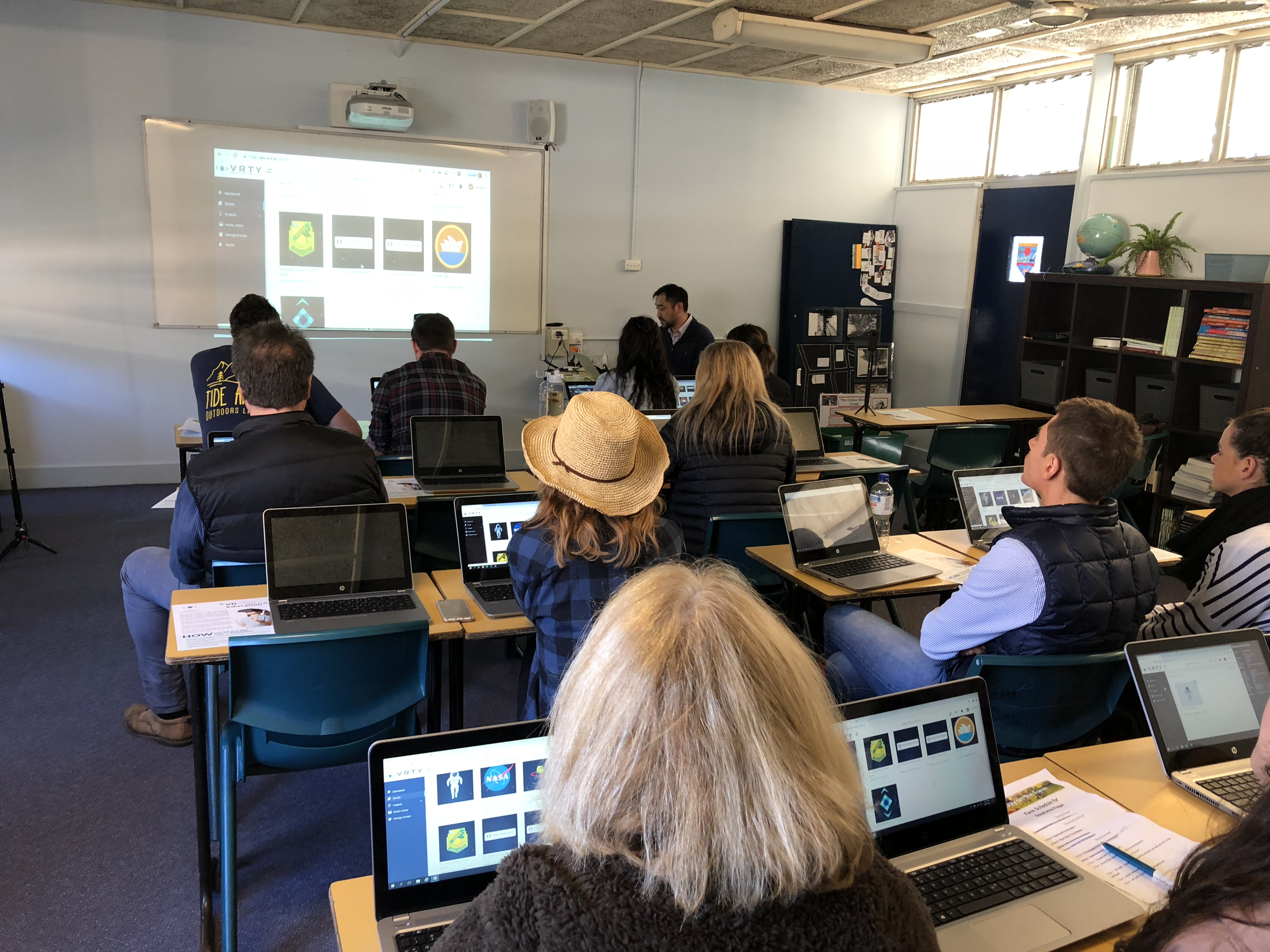 'A Day on the Farm' at Erina High School