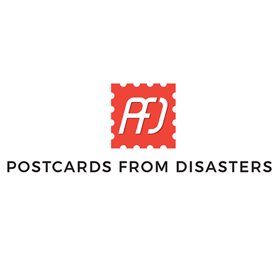 Postcards from Disasters logo
