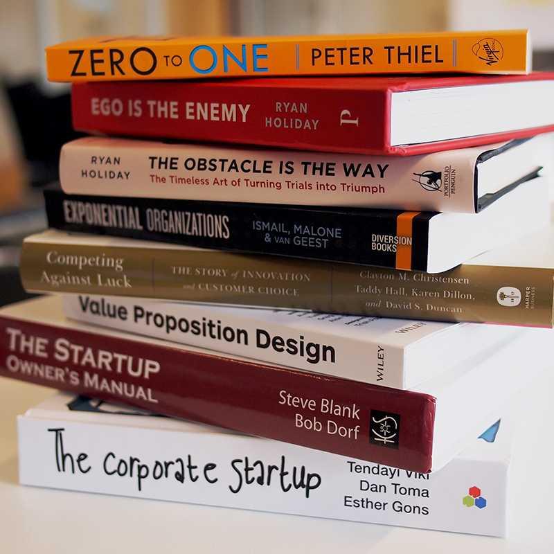 books on entrepreneuship