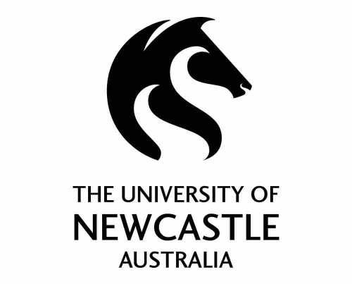 University Newcastle logo