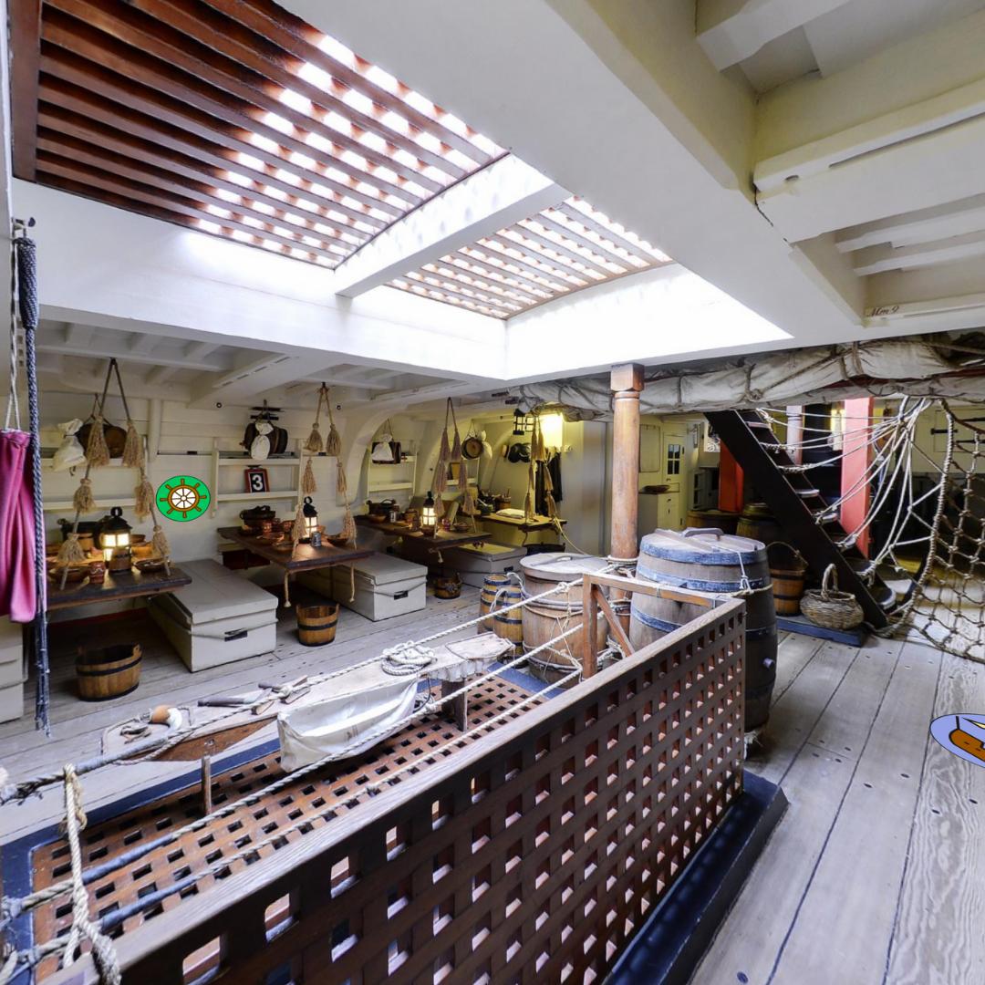 HMS After Fall Deck Case Study