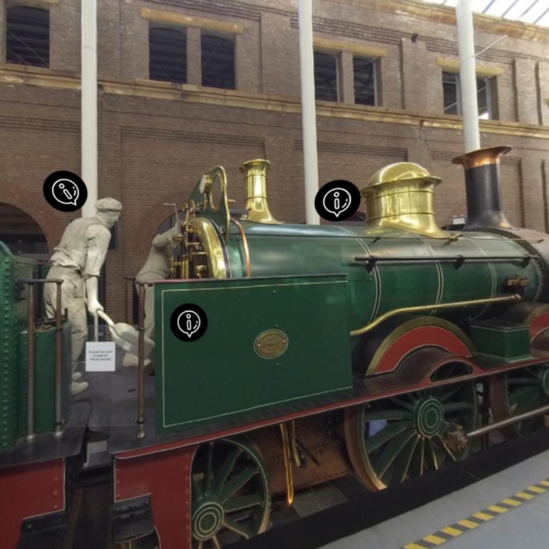 locomotive image